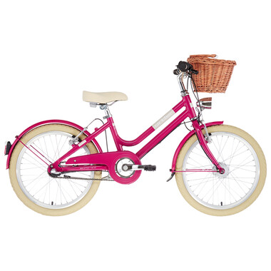 "Vélo Hollandais ORTLER BRICKTOWN 20"" Rose 2021"